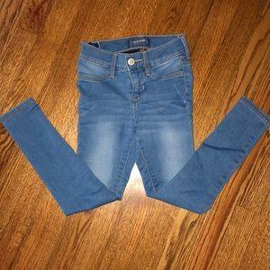 Old Navy Ballerina Jeans- light wash